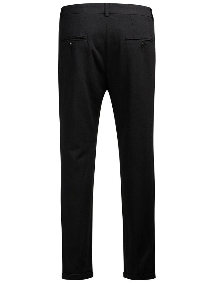 ROBERT FASH WW DARK GREY CHINOS, Dark Grey, large