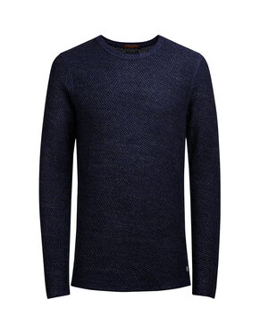 TISSAGE AMPLE SWEAT-SHIRT