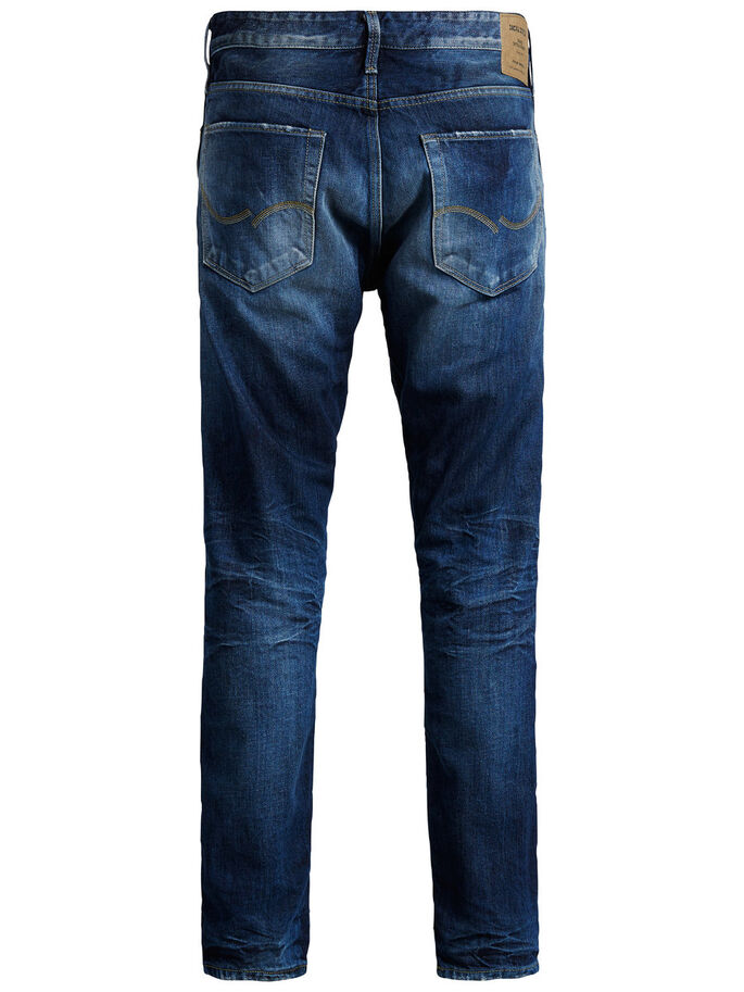 ERIK JJICON BL 622 ANTI-FIT-FARKUT, Blue Denim, large