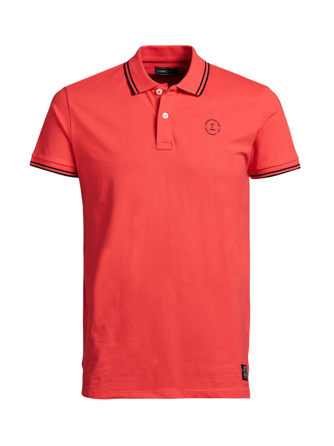 CLASSIC POLO, Cayenne, large