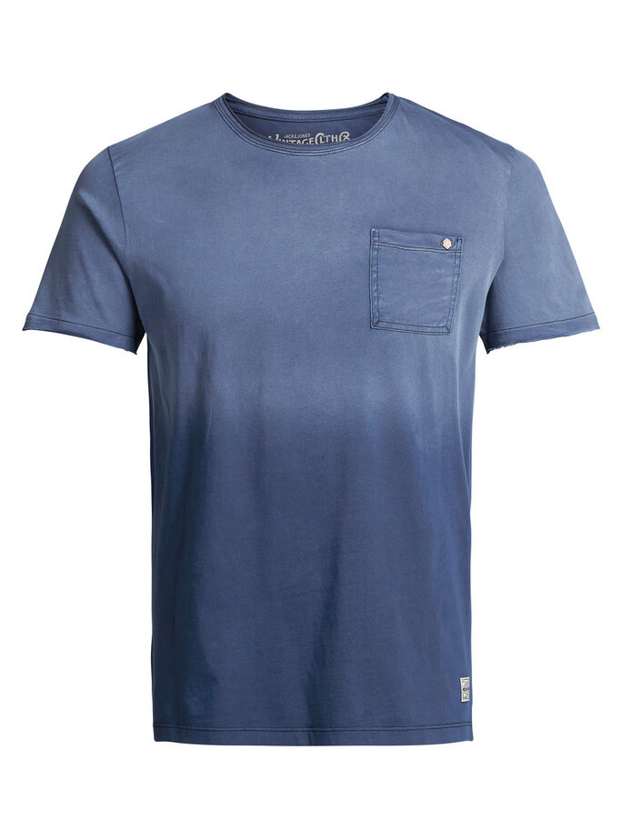 VAAL T-SHIRT, Mood Indigo, large