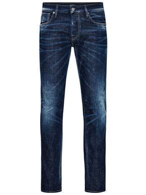 CLARK ICON BL 566 REGULAR FIT JEANS