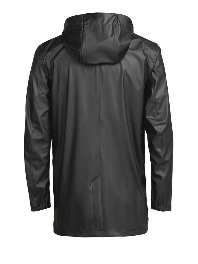 WASSERDICHTE REGENJACKE, Black, large