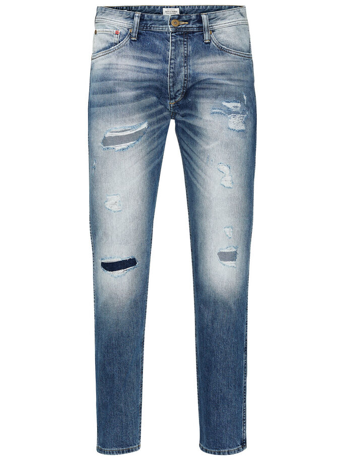 ERIK ORIGINAL GE 509 ANTI-FIT JEANS, Blue Denim, large