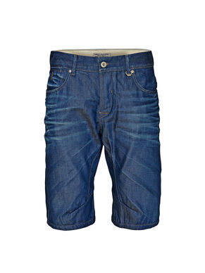 MORGAN JJ 850 LONG DENIM SHORTS