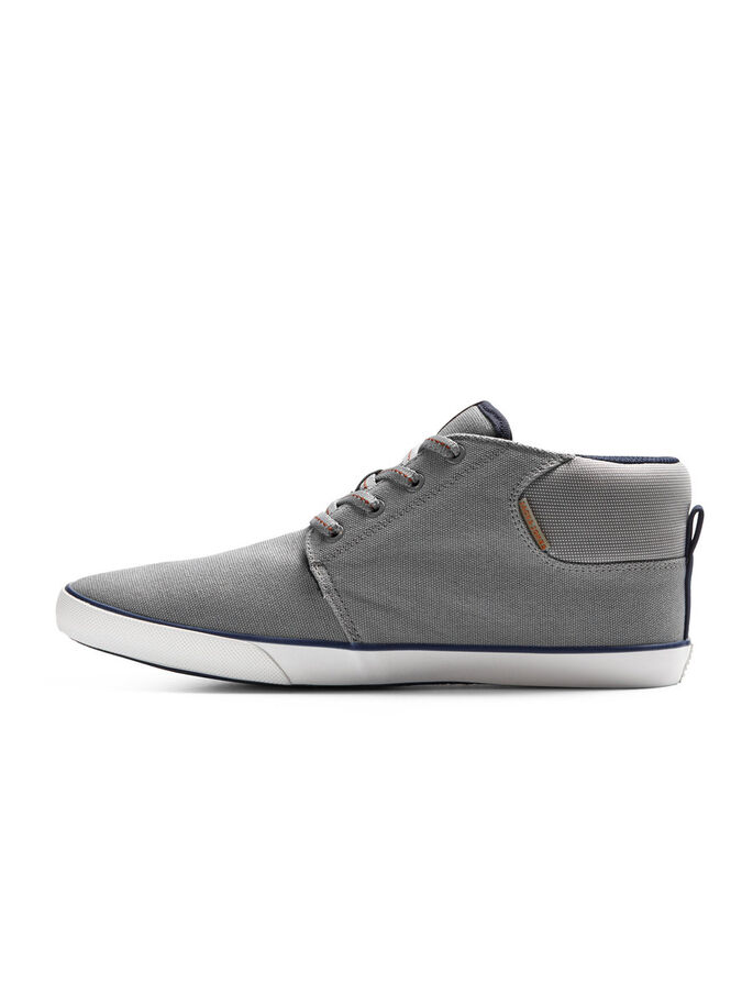 CANVASSYDDA SKOR, Frost Gray, large