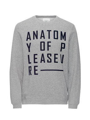 STATEMENT SWEATSHIRT