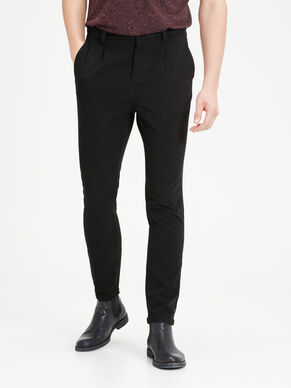 ROBERT FASH WW DARK GREY CHINOS