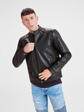 BIKER LIGHT JACKET
