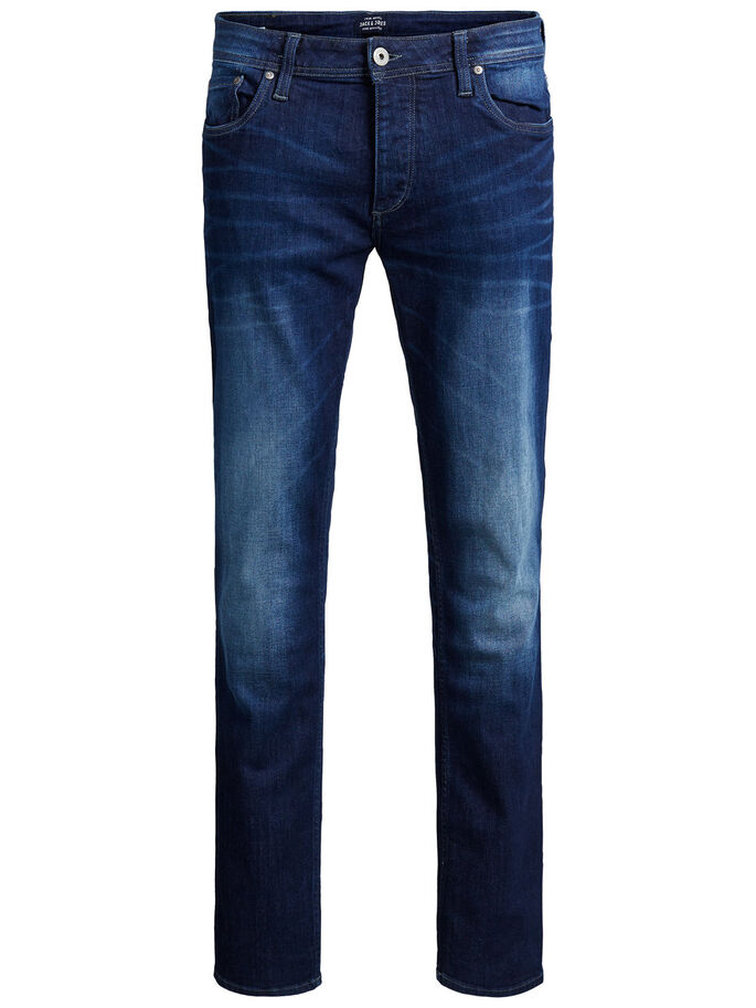TIM ORG SC 968 JEANS SLIM FIT, Blue Denim, large