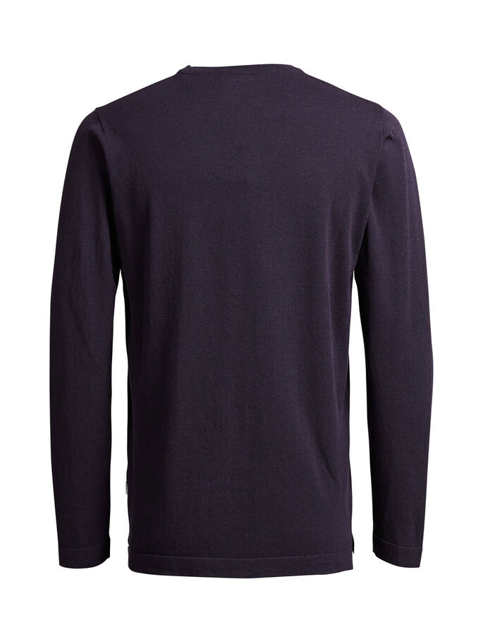 LIGHTWEIGHT PULLOVER, Nightshade, large