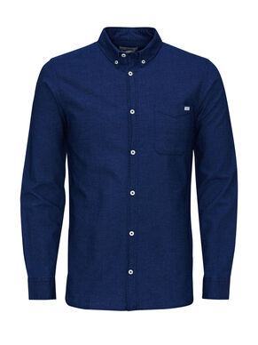 ONE POCKET DENIM CASUAL SHIRT
