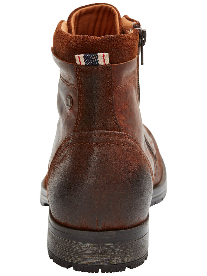 WORKWEAR BOOTS, Brown Stone, large