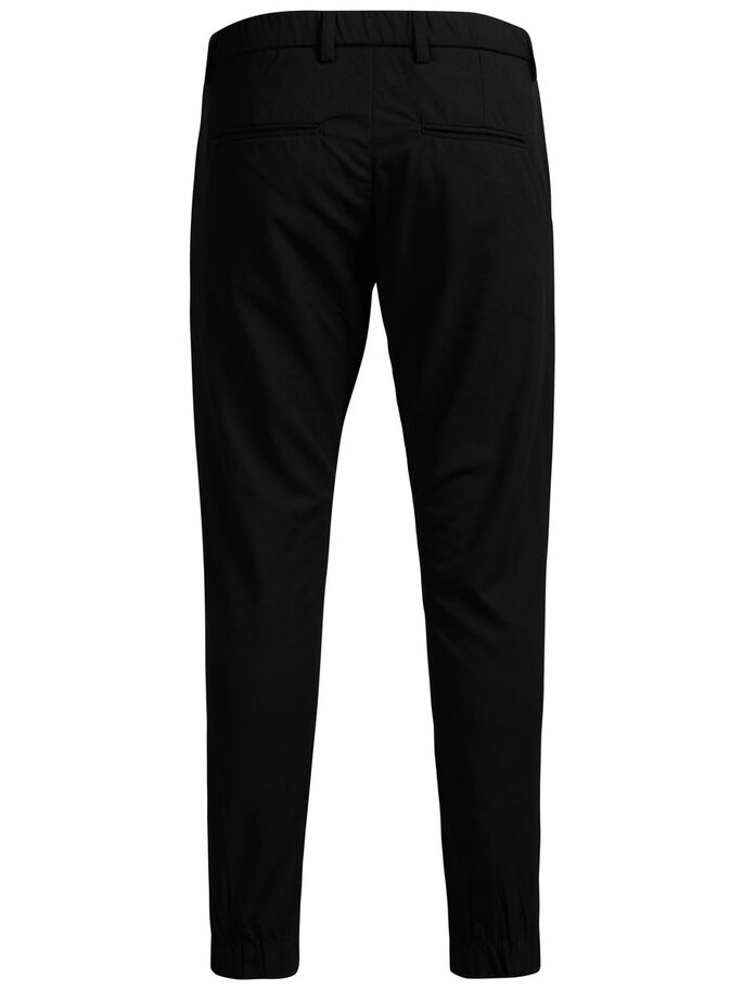 MARCO AKM 254 CHINO, Black, large