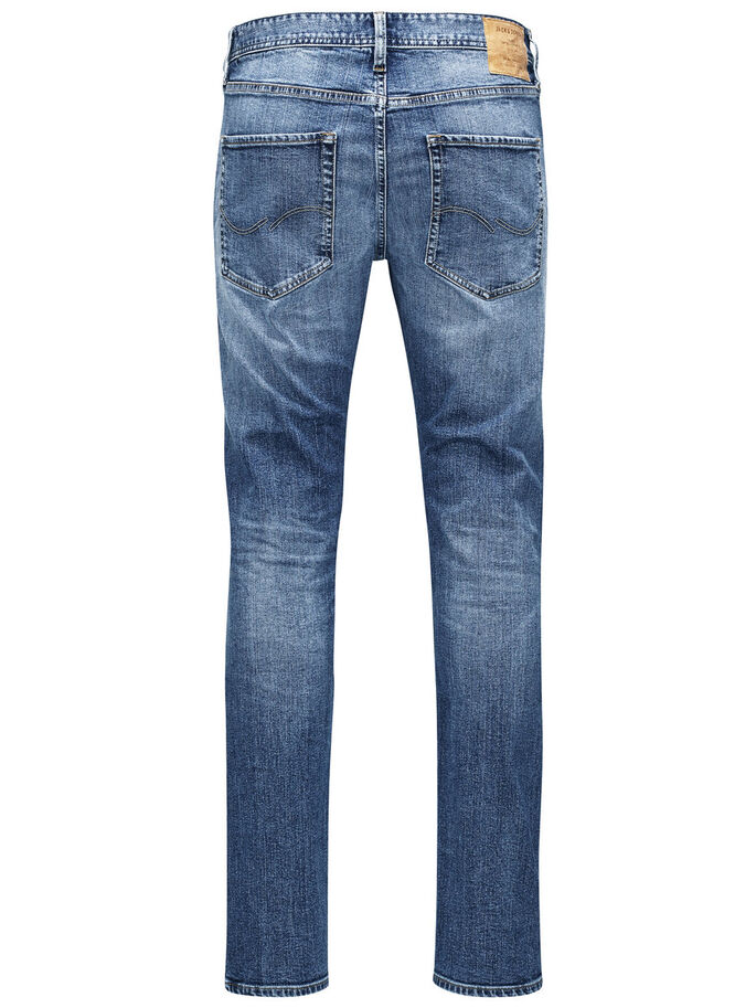 TIM ORIGINAL AKM 765 JEANS SLIM FIT, Blue Denim, large