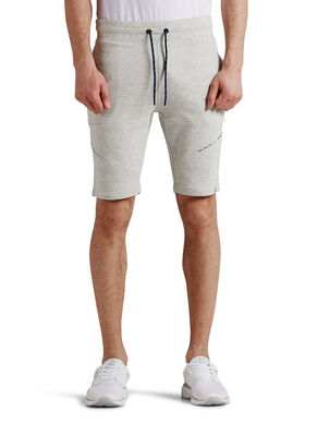 REGULAR FIT SWEAT SHORTS