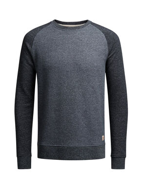 CHINÉ COL RAS-DU-COU SWEAT-SHIRT