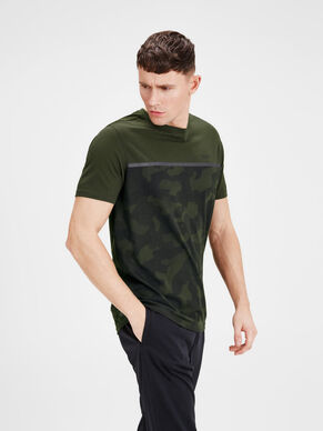 ENGINEERED T-SHIRT