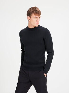 MINIMAL KNITTED PULLOVER