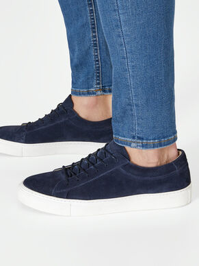 UPGRADED SUEDE SNEAKERS
