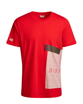 GRAFISK OVERSIZE FIT T-SHIRT