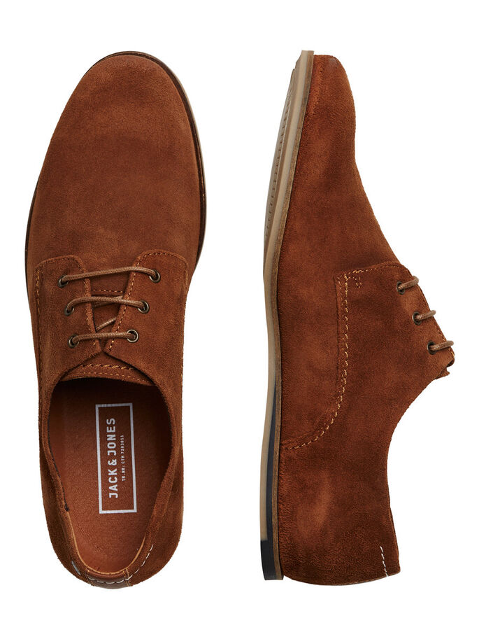 CLASSIC SHOES, Cognac, large