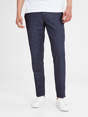 MELANGE TROUSERS