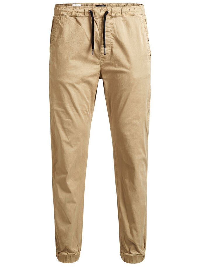 VEGA WW 252 CHINOS, Kelp, large