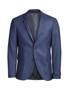 BLUE STRUCTURE SUIT