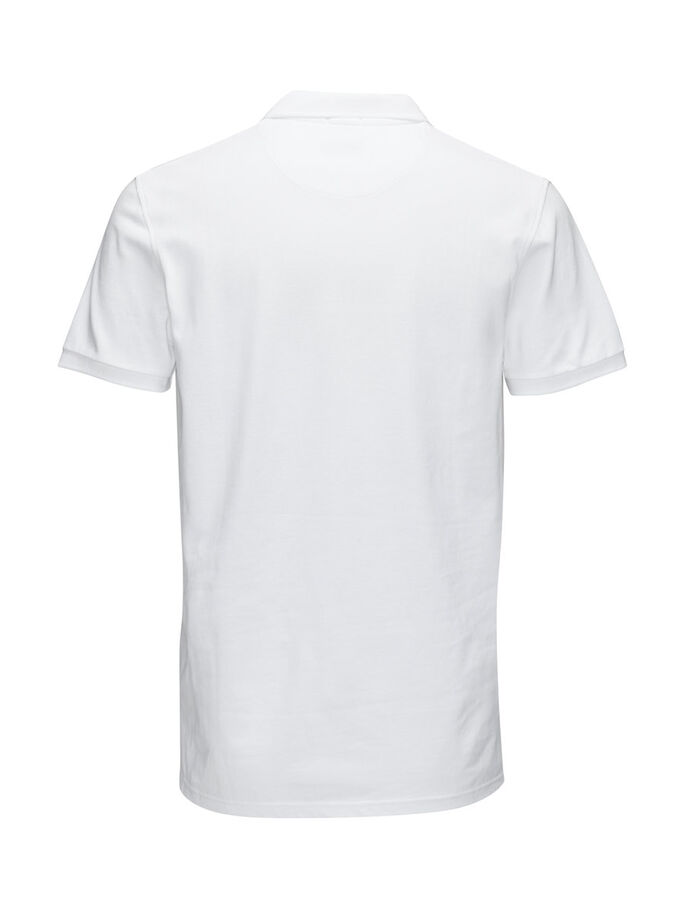 LYNLÅSDETALJE POLO, White, large