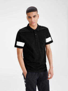 LONG FIT POLOSHIRT