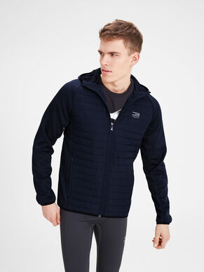 MULTI QUILTED JACKET