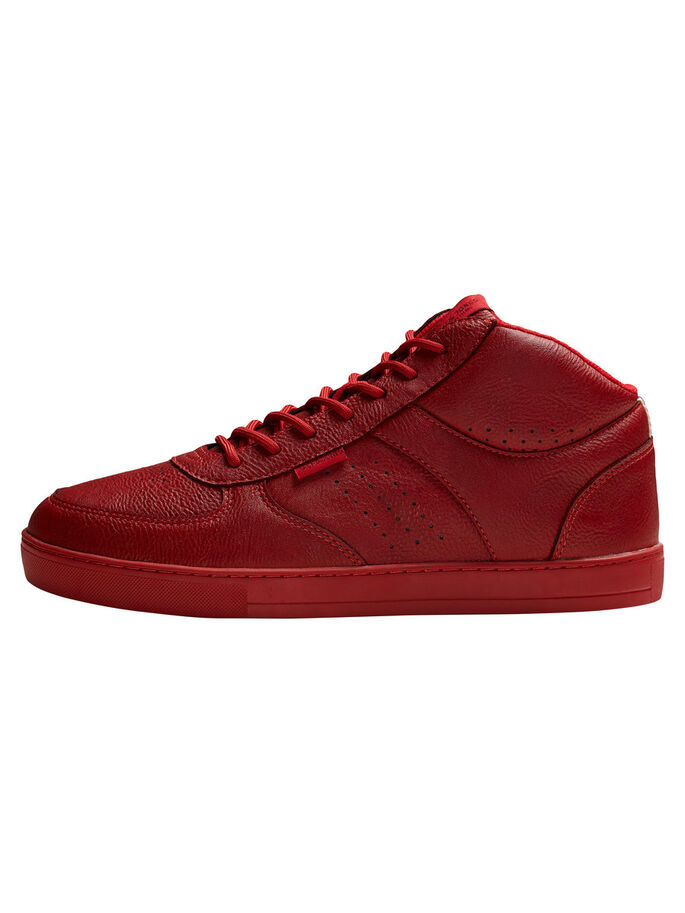 MID TOP SNEAKERS, Barbados Cherry, large