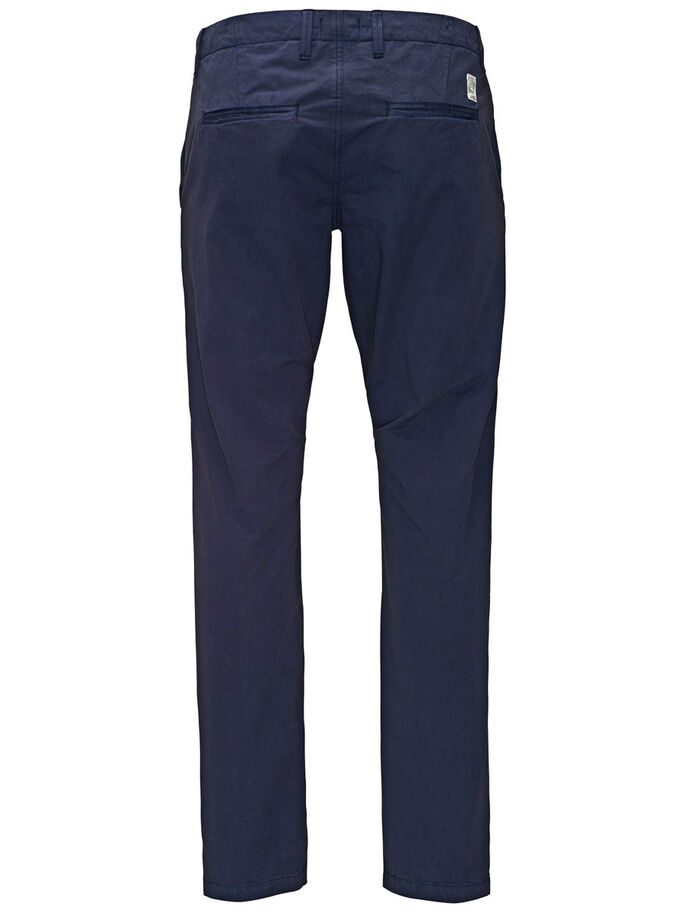CODY GRAHAM AKM 201 CHINOS, Mood Indigo, large