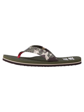CAMO TEENSLIPPERS