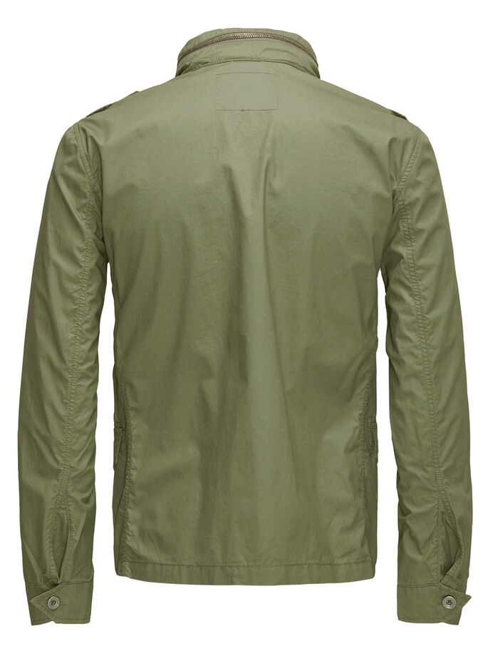 AUTHENTIC FIELD JACKET, Olivine, large