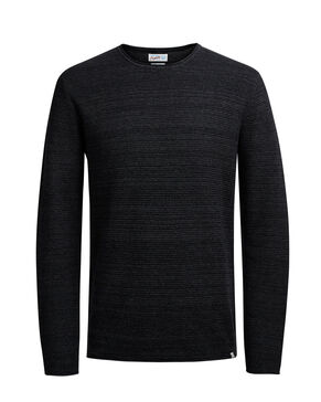VERSATILE KNITTED PULLOVER