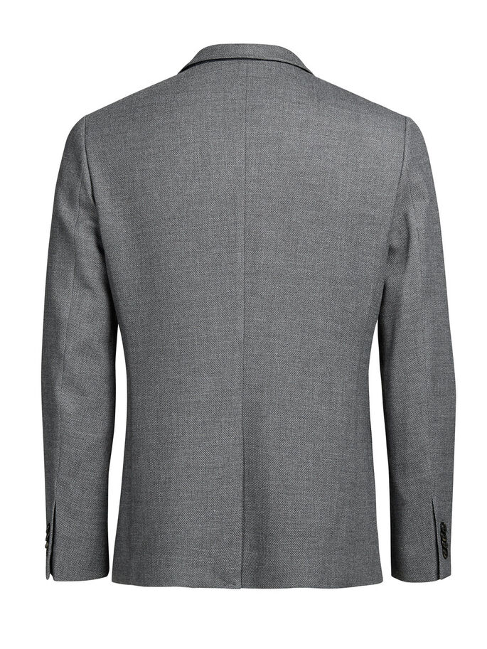 POCHE PLAQUÉE BLAZER, Dark Grey, large