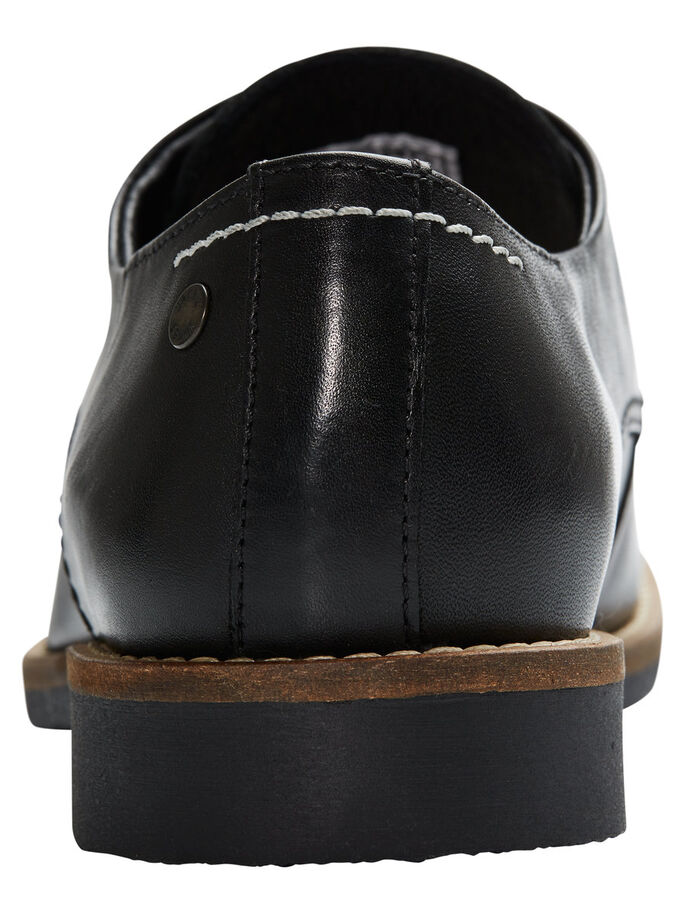 MID-TOP SKO, Black, large
