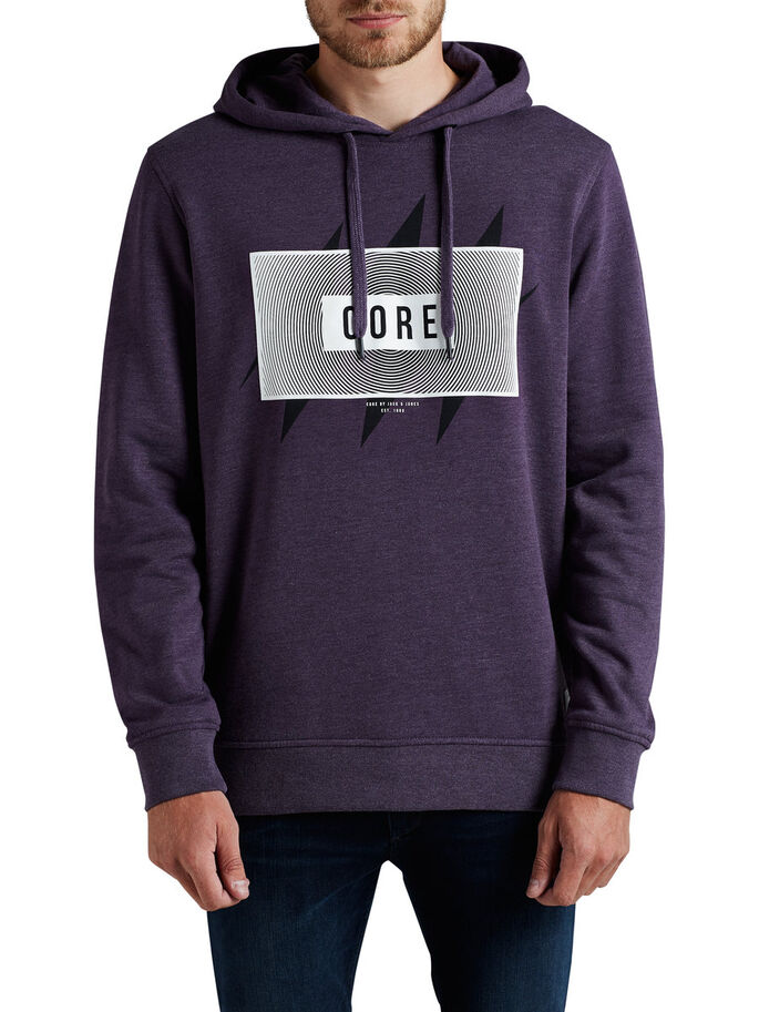 GRAPHIC HOODIE, Nightshade, large