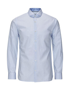 MICRO PRINT BUSINESS SHIRT