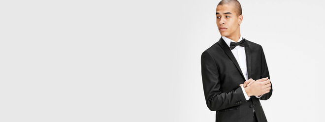 Men's Suits - Jack & Jones