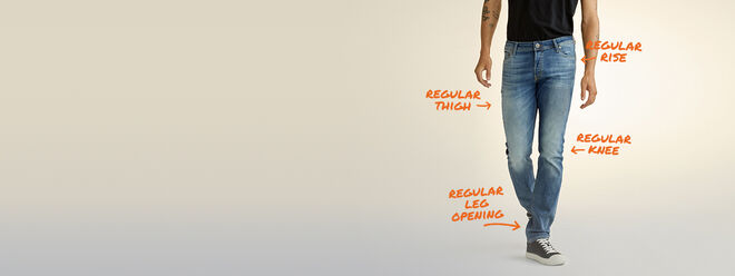 Men's Regular jeans - Jack & Jones
