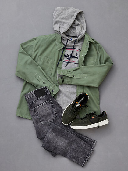 HOODIE OUTFIT   |   Shop now