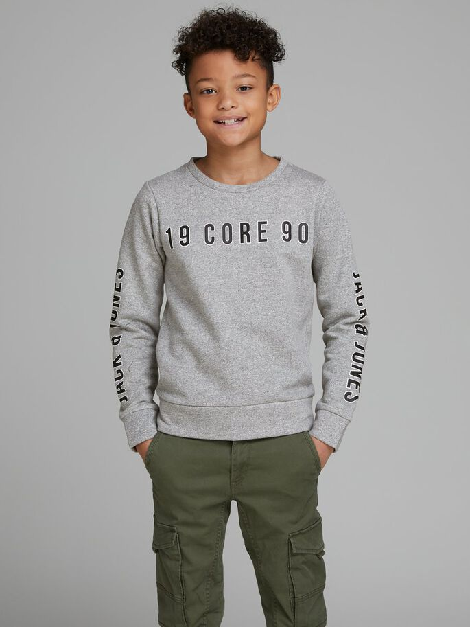 11802ca1a Boys sweatshirt | JACK & JONES
