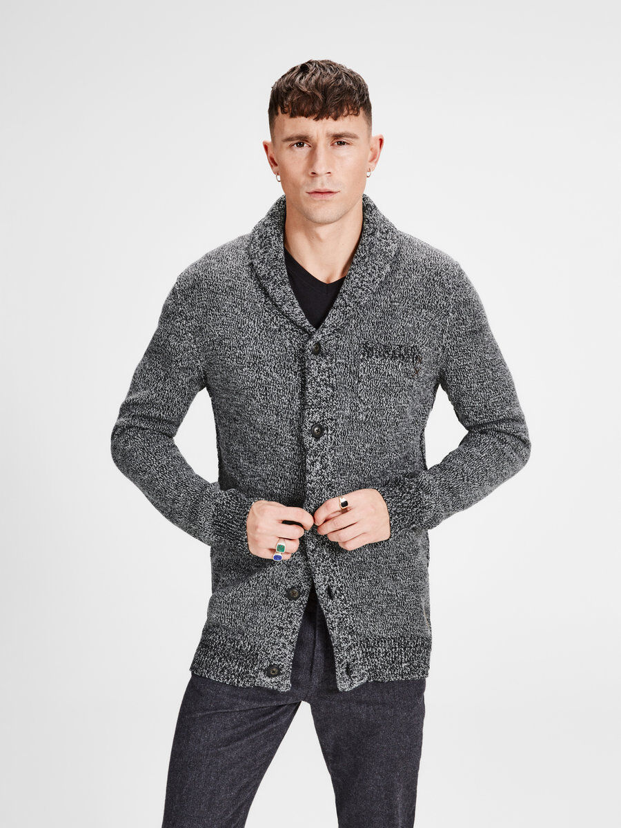 CLASSIC KNITTED CARDIGAN. CLASSIC KNITTED CARDIGAN. JACK&JONES ORIGINALS