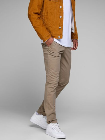 MARCO JJBOWIE SLIM FIT CHINOS