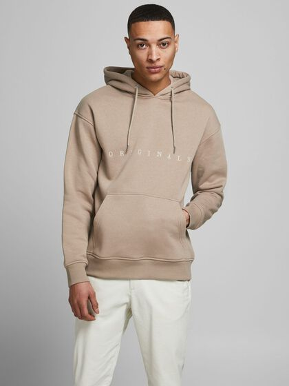 LOOPBACK RELAXED FIT HOODIE