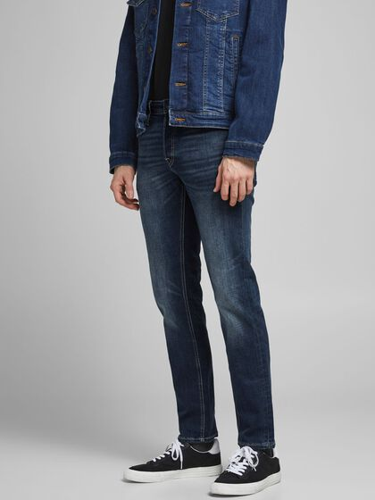 TIM ORIGINAL AM 619 JEANS À COUPE SLIM/STRAIGHT
