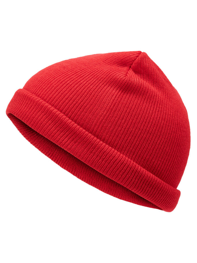 CORTO GORRO, Fiery Red, large